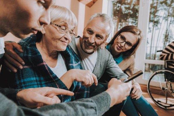 resident family care plan