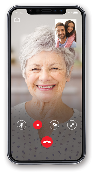 Video Chat Notify Family